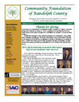 Fall 2013 Newsletter