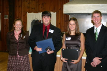2010 Recipients